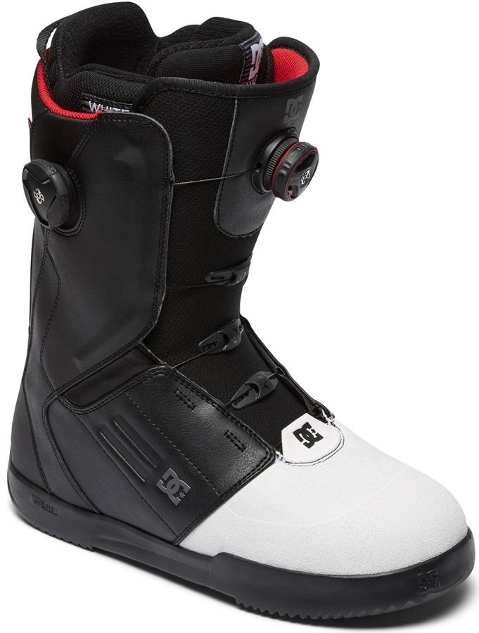 DC Control Boa Snowboard Boots, UK 9.5 Black 2019