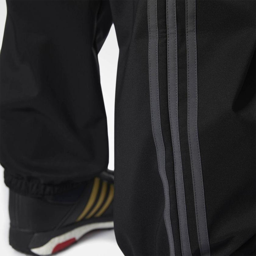 Adidas Lazy Man Softshell SkiSnowboard Pants, M BlackDGH Solid Grey
