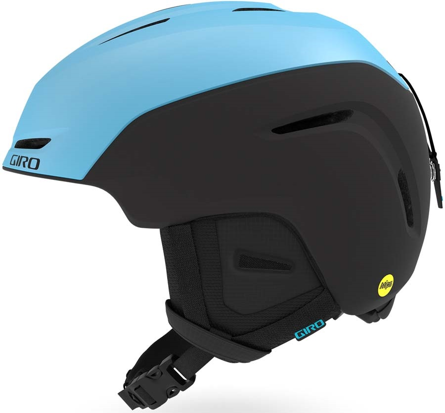 Giro Adult Unisex NEO MIPS Ski/Snowboard Helmet, M Matte Iceeberg