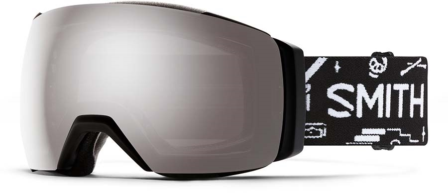 Smith I/O MAG XL CP Sun Platnium Snowboard/Ski Goggles, L Craig Robson