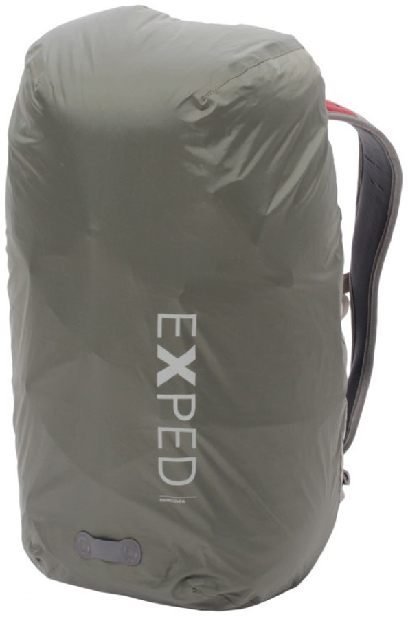 Exped Raincover Waterproof Backpack Cover, L Charcoal