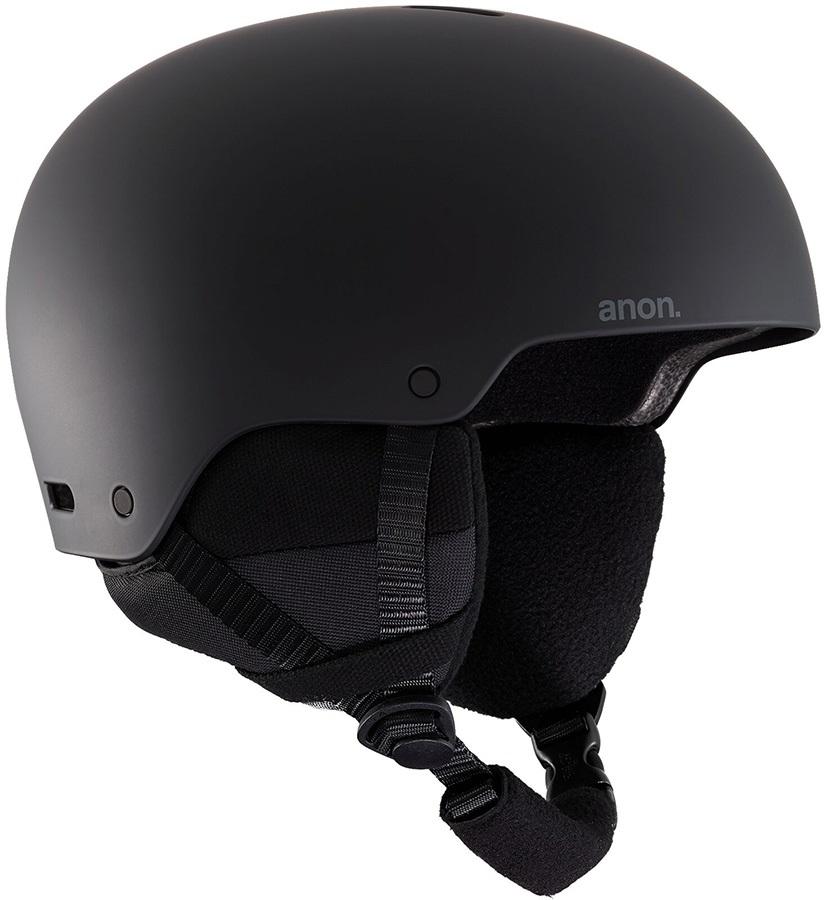 Anon Raider 3 Ski/Snowboard Helmet, S Black