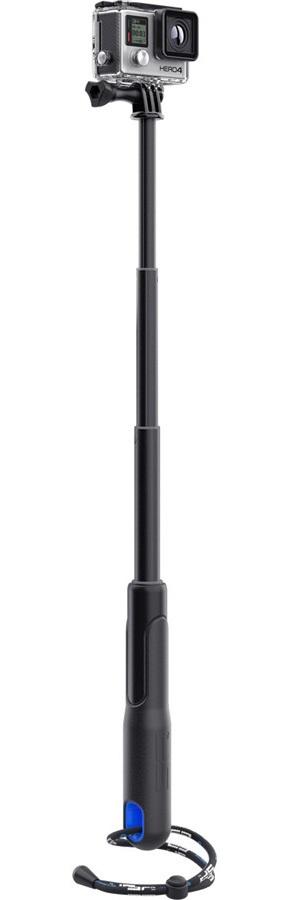 "SP POV Pole Telescopic GoPro Pole, 20"", Black/Blue"