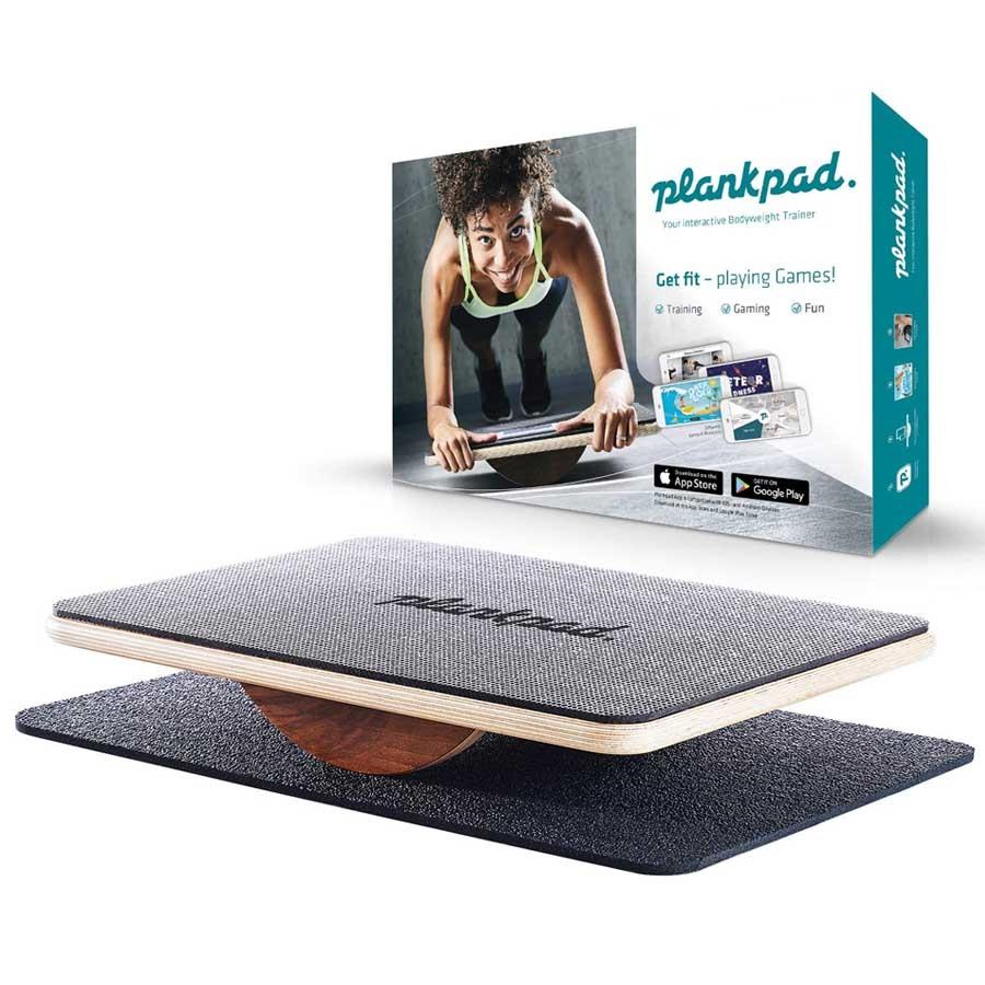 Plankpad Interactive Bodyweight Trainer Balance Board