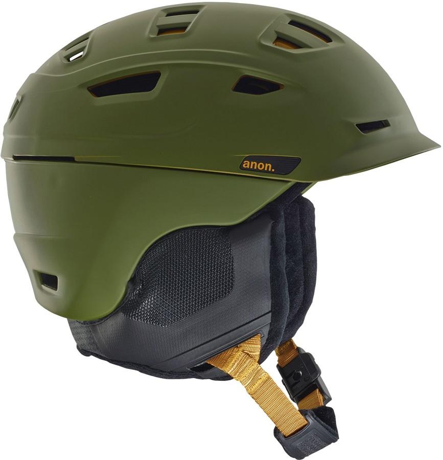 Anon Prime MIPS Ski/Snowboard Helmet M Green