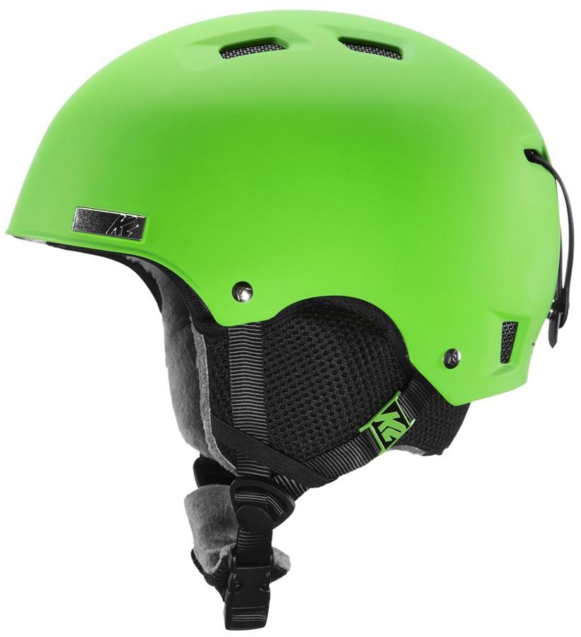K2 Verdict Ski/Snowboard Helmet, S Green