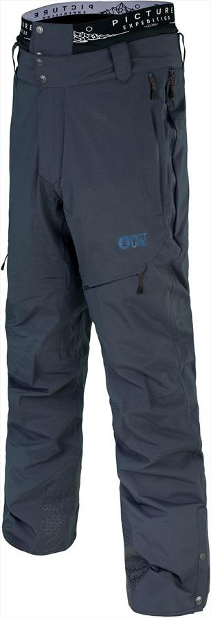 Picture Naikoon Ski/Snowboard Pants, XL Full Dark Blue