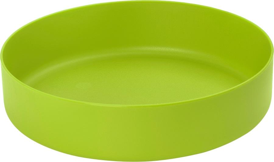 MSR Deep Dish Plate Camping Bowl, Medium Green