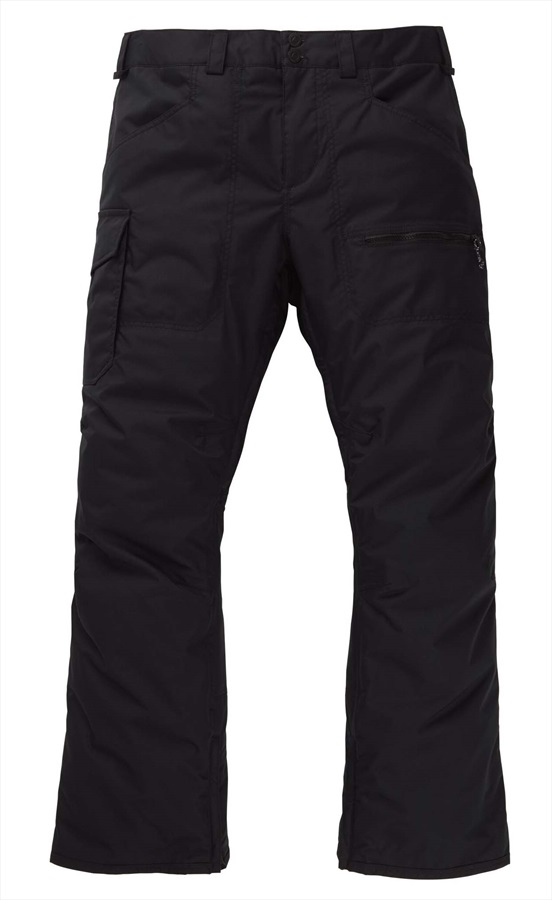 Burton Covert Snowboard/Ski Pants, L True Black 2020