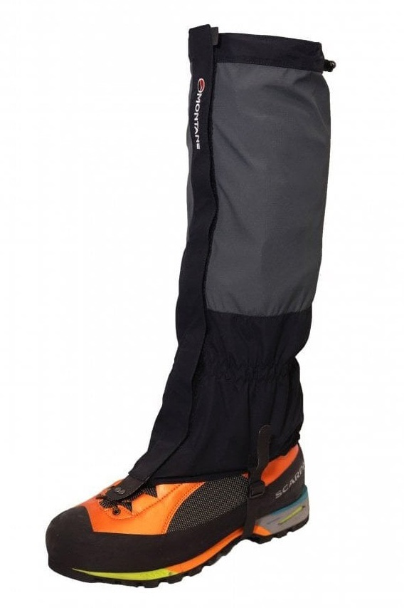 Montane Tornado Pertex Shield Waterproof Walking Gaiter, L Shadow