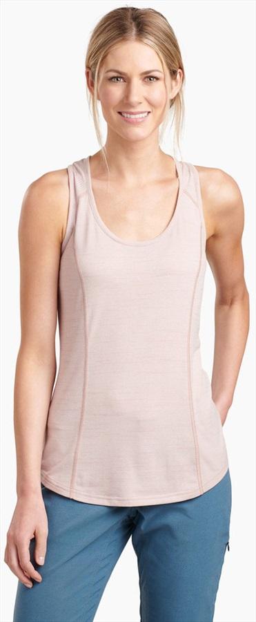 Kuhl Intent Women's Tank Top Vest, S Pale Pink