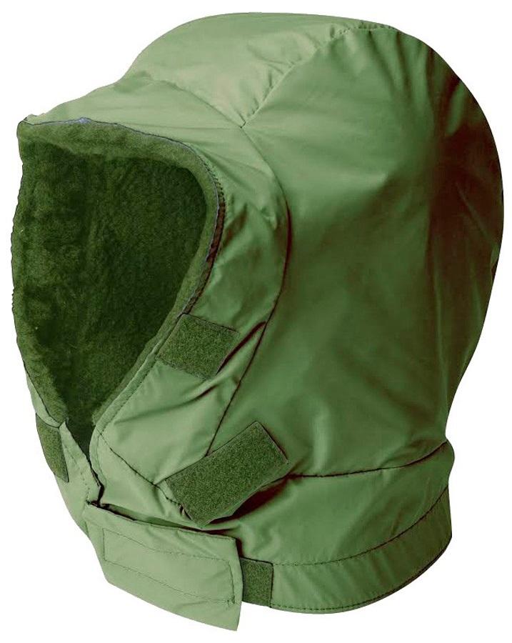 Buffalo DP Hood Shirt and Jacket Accessory L Olive