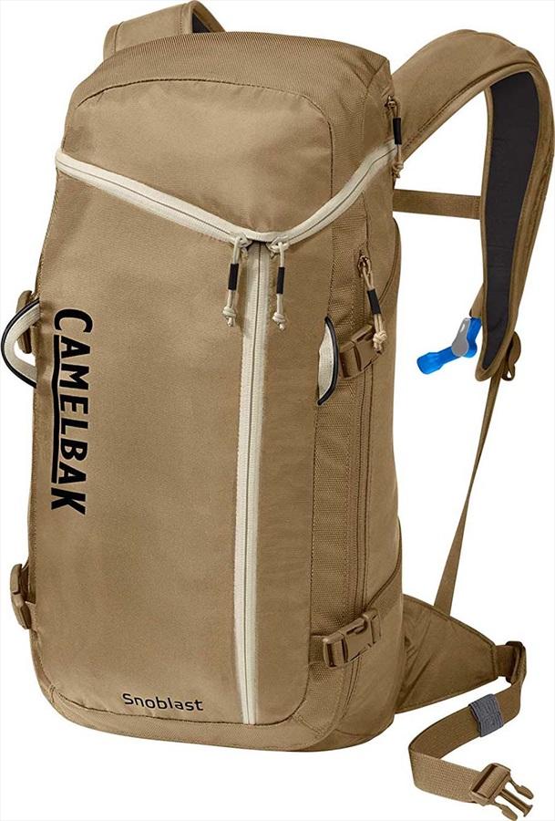 Camelbak Snoblast Ski/Snowboard Backpack, 23L Kelp/Almond Milk