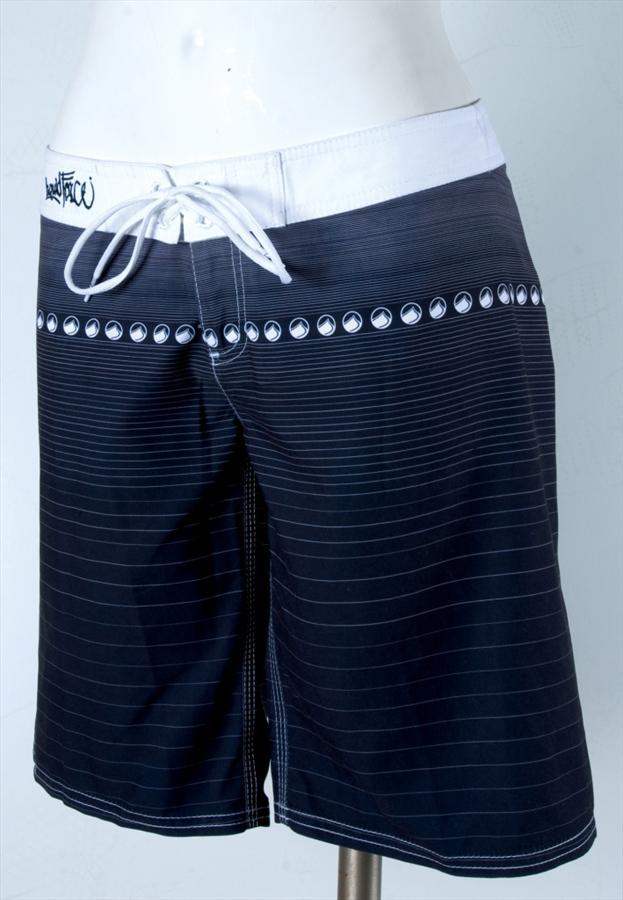 Liquid Force Slate Board Shorts, UK 6-8 US 2-4 Eur 34-36 Black