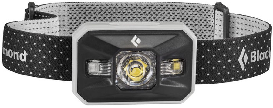 Black Diamond Storm LED Headlamp 350L, Aluminium