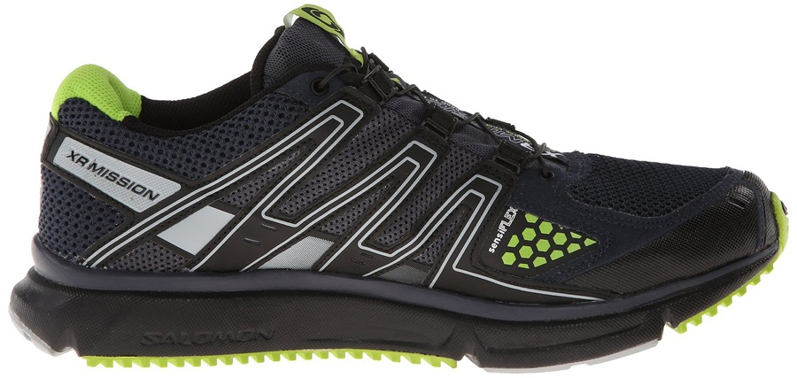 koko perheelle halpa ihan kiva Salomon XR Mission Men's Running Shoe UK 13.5 Deep Blue/Grey