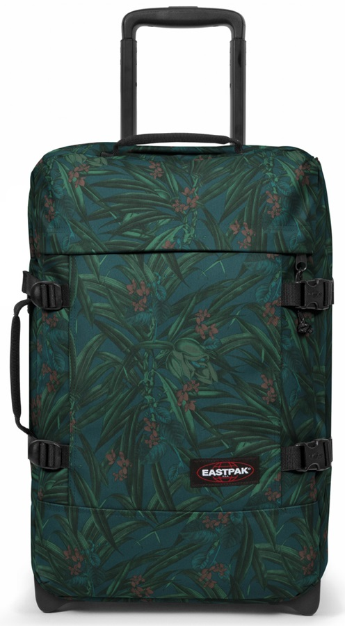 Eastpak Tranverz S Wheeled Bag/Suitcase, 42L Brize Mel Dark
