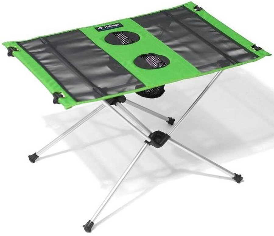 Helinox Table One Compact & Lightweight Camp Table, Reg Clover