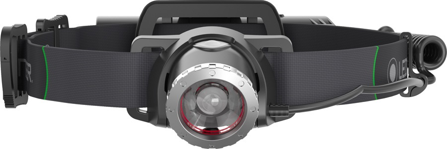 Led Lenser MH10 Headlamp IPX4 Rechargable Head Torch, 600 ...