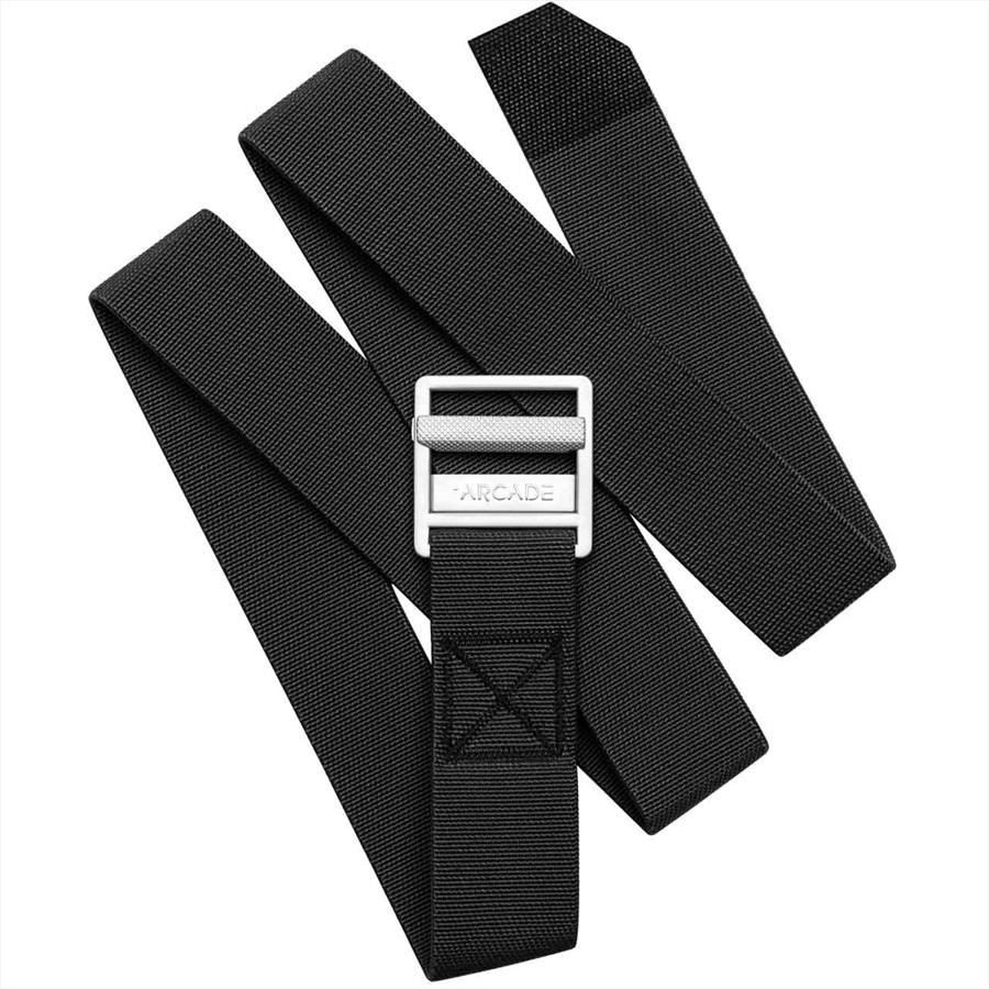 "Arcade Guide Ski/Snowboard Utility Belt, 40"" Black"