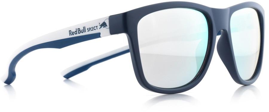 17ad47f94a6d Red Bull Spect Bubble Smoke Polarised Sunglasses, Matte Dark Blue