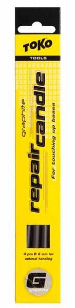 Toko Repair Candle Ski/Snowboard Base Repair, 6mm, Graphite