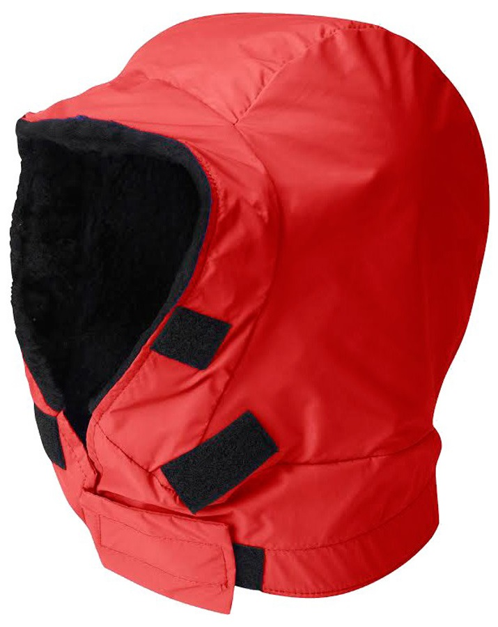 Buffalo DP Hood Shirt and Jacket Accessory S Red