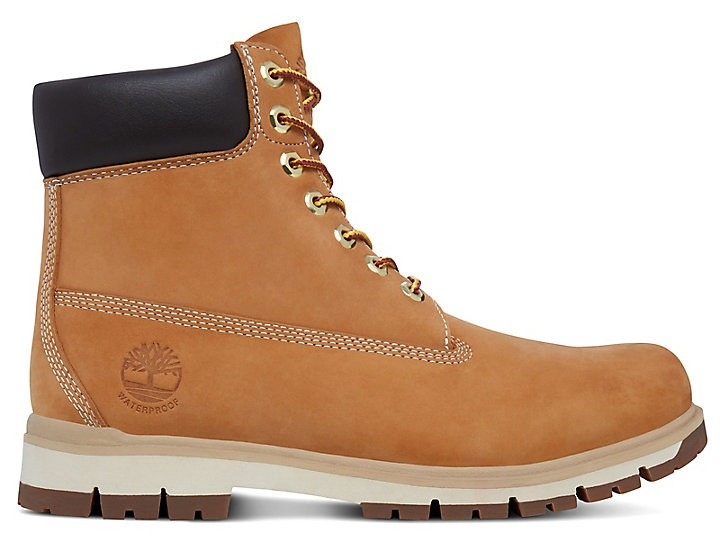 Timberland Radford 6-in Waterproof Winter Boots, UK 9.5 Wheat Nubuck