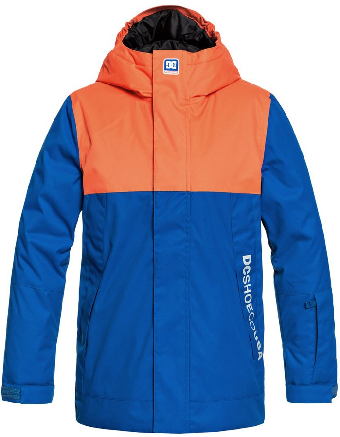 DC Defy Youth Kid's Ski/Snowboard Jacket, 14 Years Surf The Web