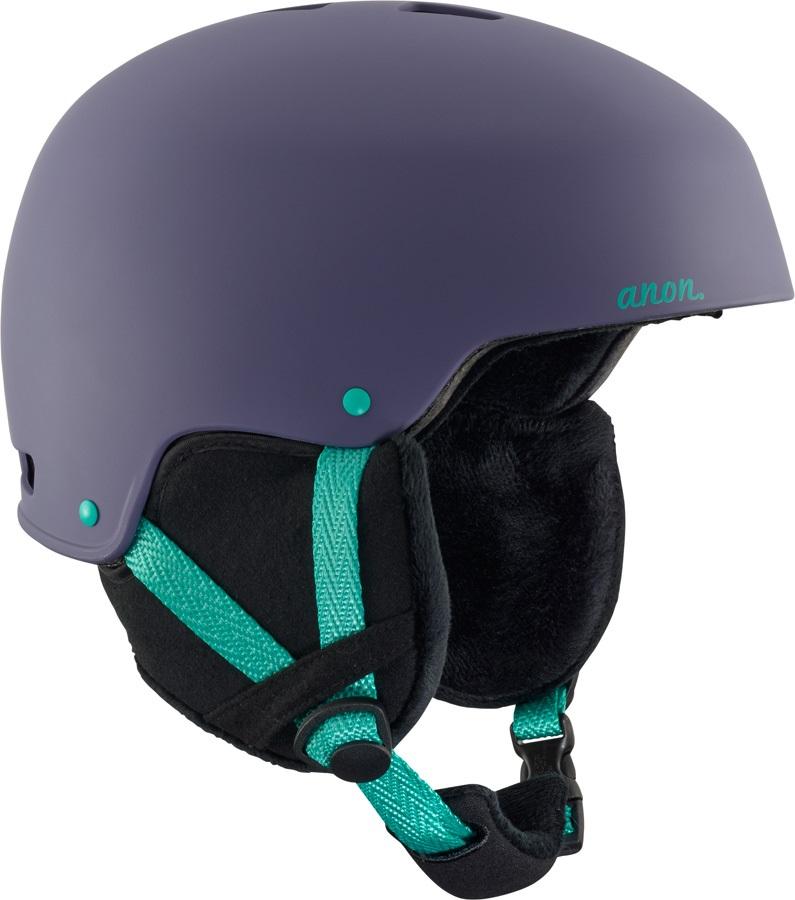 Anon Lynx Women's Ski/Snowboard Helmet, L Gala Purple
