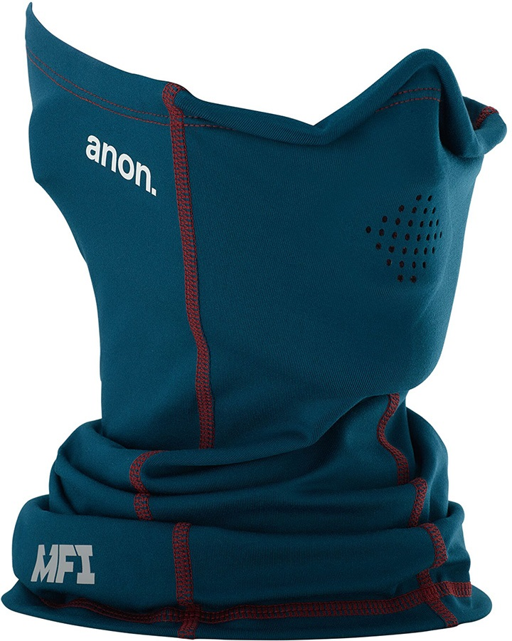 Anon Mid-Weight Neckwarmer MFI Facemask, Blue