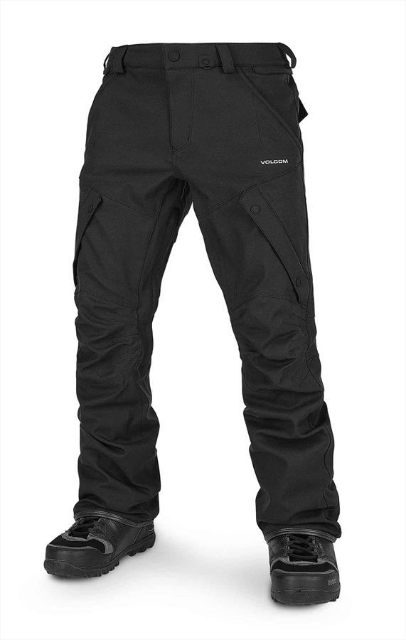 Volcom Articulated Men's Ski & Snowboard Pants L Black