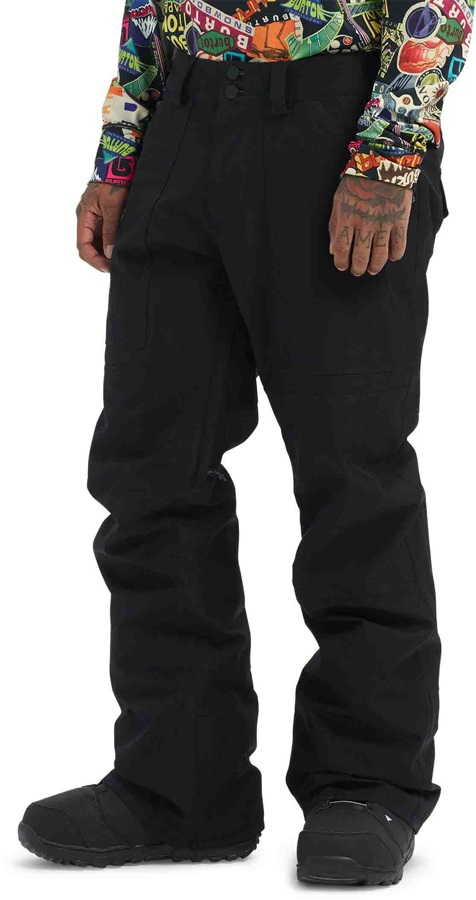 Burton Ballast Gore-Tex Ski/Snowboard Pants XL True Black