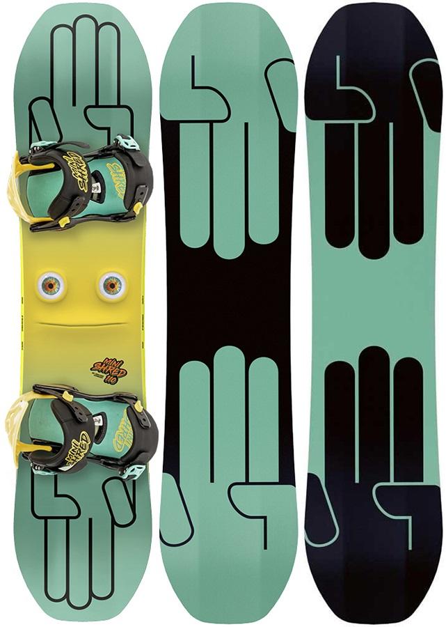 Bataleon Mini Shred Kids Snowboard & Binding Package, 120cm 2019
