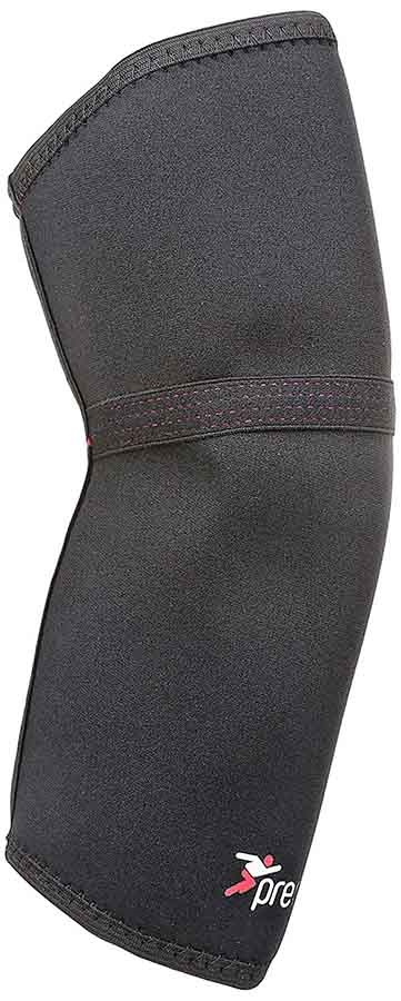 Precision Neoprene Elbow Support, S Black