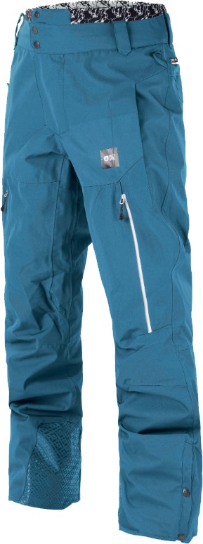 Picture Object Ski/Snowboard Pants, S Petrol Blue