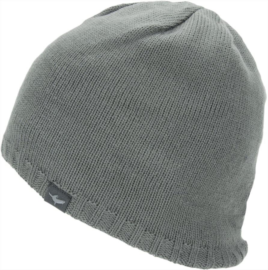 SealSkinz Waterproof Cold Weather Beanie, S/M Grey