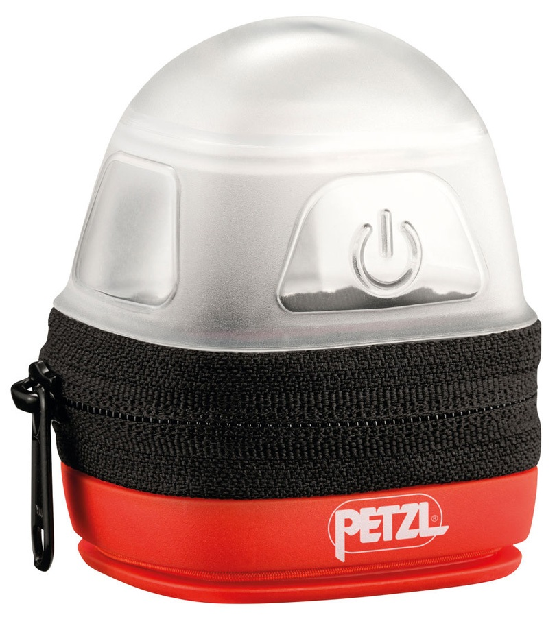 Petzl Noctilight Headlamp Pouch, OS Red/Black