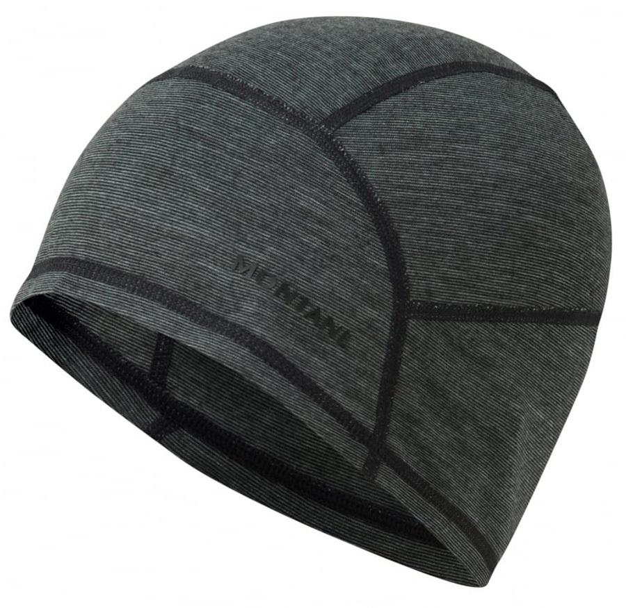 Montane Primino 140 Merino Wool Helmet Liner, Black
