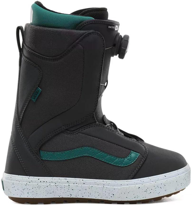 Vans Encore OG Women's Snowboard Boots, UK 6.5 Grey/Tidepool 2020