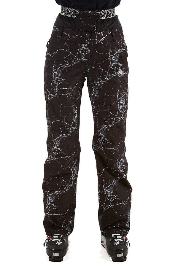 Picture Exa Women's Ski/Snowboard Pants, XS Marble