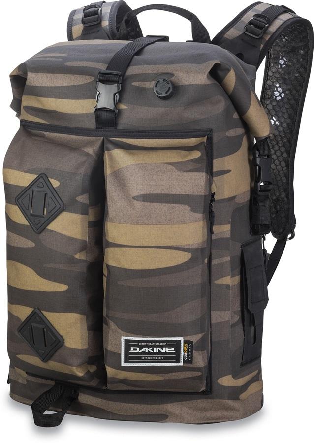 Dakine Cyclone II Dry Pack 36L Ski/Snowboard Backpack 36L Cyclone Camo