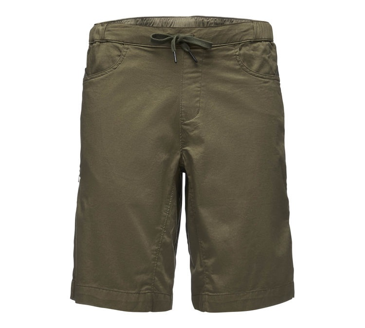 Black Diamond Notion Organic Cotton Climbing Shorts, S Sergeant