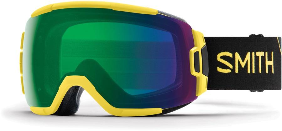 Smith Vice CP Everyday Green Snowboard/Ski Goggles, M Citron Glow
