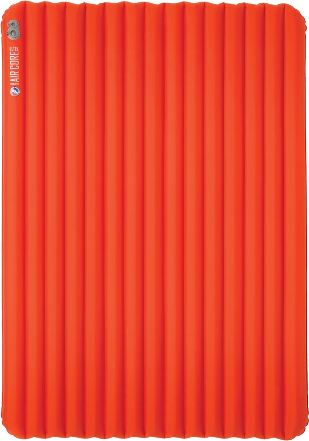 Big Agnes Insulated Air Core Ultra Compact Camping Mat, Double 2020