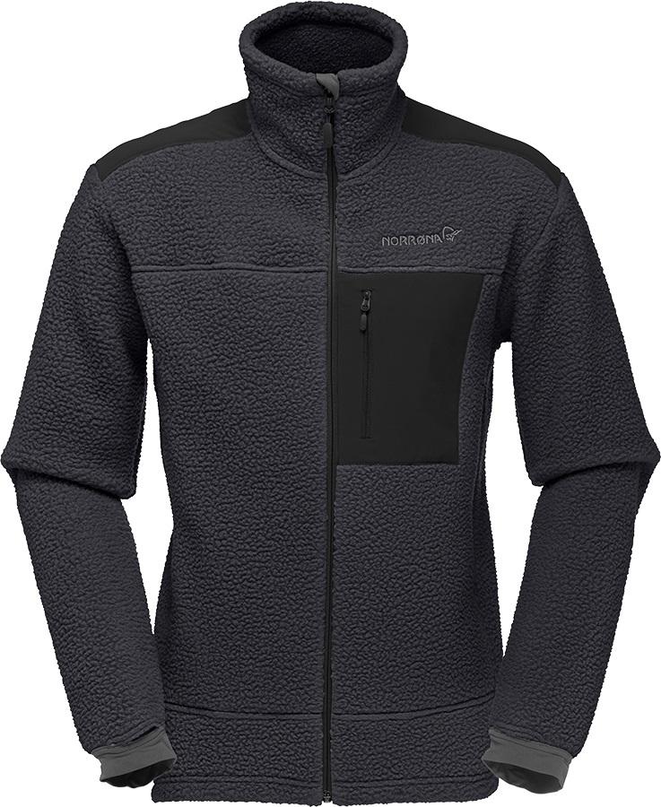 Norrona Trollveggen Thermal Pro Men's Fleece Jacket M Phantom
