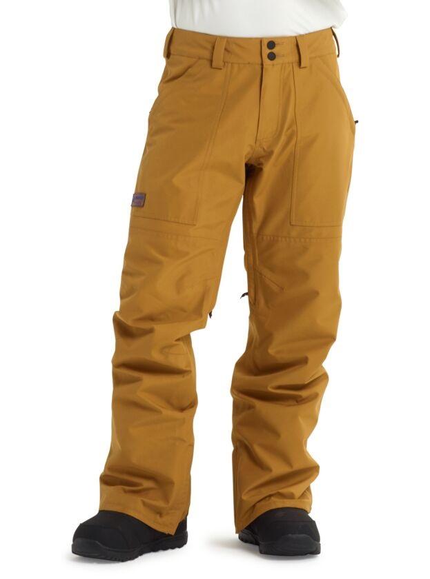 Burton Ballast Gore-Tex Ski/Snowboard Pants, M Wood Thrush