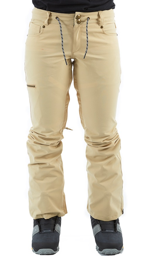 DC Viva Pants Women's Ski/Snowboard Trousers, S Incense