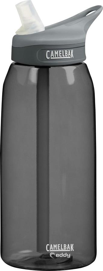Camelbak Eddy Spill-Proof Water Bottle, 1L Charcoal