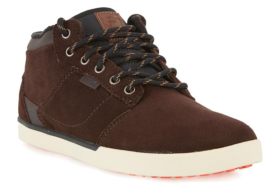 Etnies Jefferson MTW Winter Boots, UK 11 Brown/Tan/Orange
